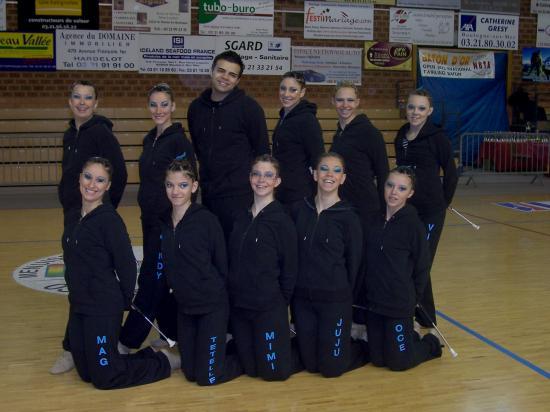 juniors - seniors Bâton d'Or