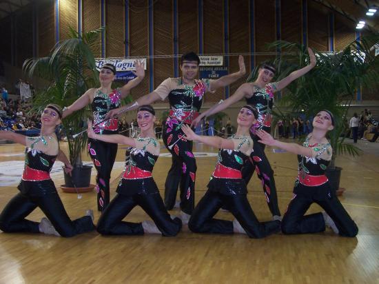 Danse Twirl séniors