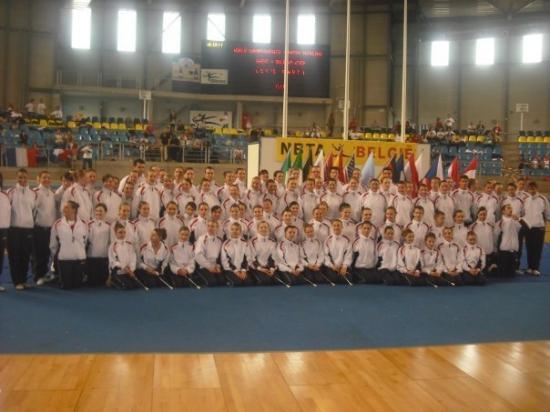 équipe de France NBTA 2009
